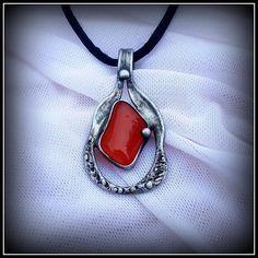 Karneol pendant / SOLD /