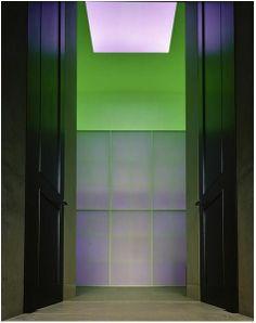 James Turrell + Olson Kundig Architects. House of Light, Bellevue, WA 2006.