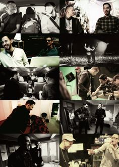 Mike and Chester - Linkin Park