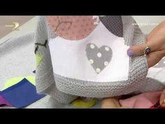 Derya Baykal'la Gülümse: Kumaş Aplikeli Battaniye Yapımı - YouTube