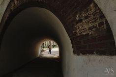 Blancanieves y Príncipe (se puede hacer en el túnel de al lado de la uni)
