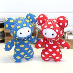 Cute DIY Sock Dolls Height 20cm