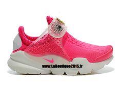 buy online 2edf7 1f1f8 NikeLab Sock Dart SP PS - Chaussures Nike Sportswear Pour Petit Fille Rose  framboise/Blanc