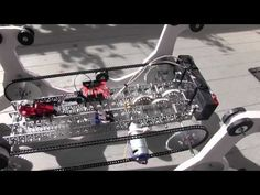 SPARKFUN STAIR CLIMBING ROBOT CHALLENGE