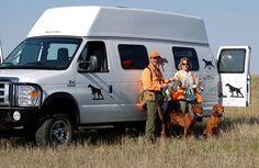 Climate controlled vans. Sportsmobile Custom Camper Vans - Mobile Dogs On The Go