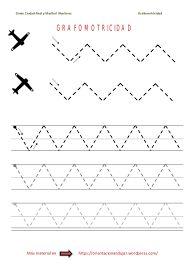 Resultado de imagen de actividades de grafomotricidad