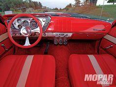 1963 Plymouth Fury - Interior