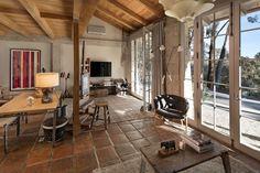 Ellen DeGeneres Santa Barbara home Guest house