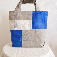 Patchwork Bags, Quilted Bag, Japanese Bag, Diy Bags Purses, Denim Tote Bags, Diy Handbag, Craft Bags, Fabric Bags, Cloth Bags