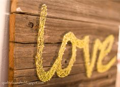 How to Age Wood with simple household supplies tutorial #diy