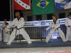 Taekwondo – 4ª mostra de artes marciais em Maricá | Academia Taekwondo SMU