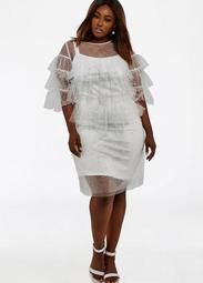 30++ Ashley stewart white dresses trends