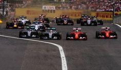 good days and bad days at the Hungarian GP