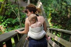 #didymos Natural Hemp India #babywearing #wovenwraps