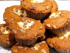Top Secret Recipes | Starbucks Pumpkin Cream Cheese Muffin Copycat Recipe