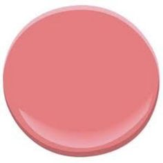 The Top 10 Paint Colors for Mid-Century Modern Style: Pink Flamingo CSP-1175 - Benjamin Moore