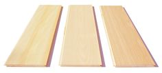 LINE wood panels: pine - birch - oak
