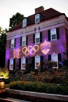 Washington Celebrates London 2012 Opening Ceremony!