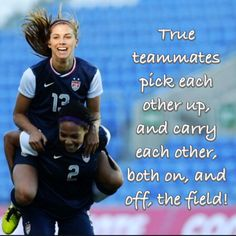 A true teammate is a teammate for life, you will forever remain part of that same singularity.