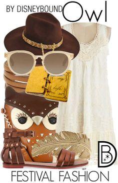 Owl- Disneybound