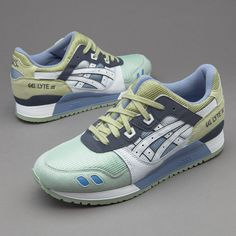 ASICS Tiger GEL-Lyte III Japanese Garden - Green