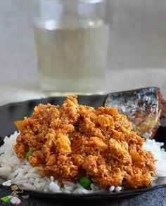 Nigerian Egg stew (egg sauce) recipe