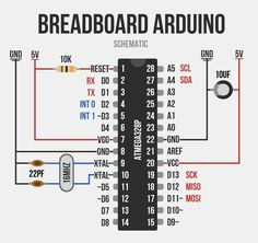 Circuit Schematic – Electronics Lovers ~ Technology We Love