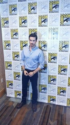 Another Shot of Colin O'Donoghue   Captain Hook   Once Upon A Time