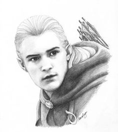 -Ok that is one of the best drawings of Legolas I've ever seen!!!! Whoever drew that is amazing!!!
