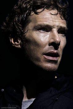 Benedict as Hamlet Sherlock Bbc, Benedict Cumberbatch Sherlock, Watson Sherlock, Jim Moriarty, Sherlock Quotes, Martin Freeman, Benedict And Martin, John Martin, John Watson