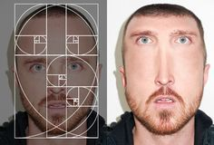 THESE CELEBRITIES ARE not victims of botched plastic surgeries. Rather, they have been disfigured by the golden ratio—the geometric sequence believed to hold the key to beauty in design, art, and nature.