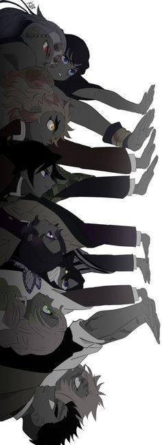 Manga Anime, Anime Demon, Anime Art, Demon Hunter, Dragon Slayer, Art Reference Poses, Slayer Anime, Chibi, Fanart