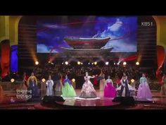 국악소녀 송소희 국악한마당 '민요 - 매화타령' Song So Hee, Korea Folk Music 20150221 - YouTube