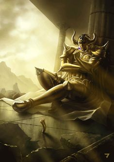 Taurus Aldebaran - Saint Seiya - Gold Saints on Behance Big Heroes, Knights Of The Zodiac, Black Anime Characters, Gold Art, Aphrodite, Taurus, Comic Art, Manga Anime, Anime Art