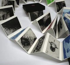 libro de artista « nideaesperoquearte