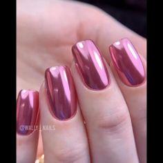 Nail Art Designs Videos, Long Nail Designs, Nail Art Videos, Simple Nail Art Designs, Glam Nails, Classy Nails, Stylish Nails, Cute Nails, Bright Pink Nails