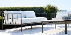 Harrison and Nicholas Condos's Outdoor Furniture for RH
