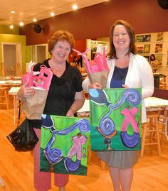 Swirl for a Cure in Newton!