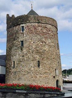 Reginald's Tower, Ireland's oldest urban civic building - built in 1003 Castles In Ireland, Ireland Homes, Great Places, Places To See, Places Ive Been, Ireland Vacation, Ireland Travel, Dublin, Waterford Ireland