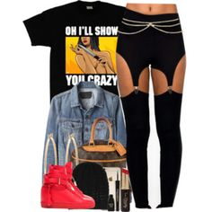 Dedicated to @lulu-foreva by nasiaswaggedout on polyvore~~