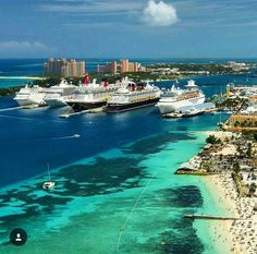This is one of our stops, Bahamas – Hier sind die besten Sightseeing-Touren der Welt. Best Cruise, Cruise Port, Cruise Travel, Cruise Ships, Royal Caribbean Ships, Caribbean Cruise, Vacations To Go, Cruise Destinations, Beautiful Places In The World