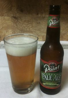 Point Cascade Pale Ale from Stevens Point Brewery
