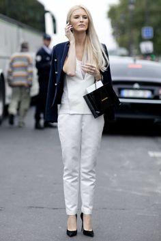 25 Street Style Paris Fashion Week Spring 2014