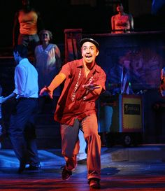 I am Usnavi, and you probably never heard my name...<< reports of my fame are greatly exaggerated
