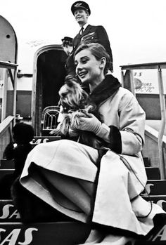 Audrey Hepburn#jetset