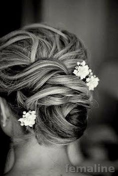 221 Wedding Hairstyle For Medium Hair