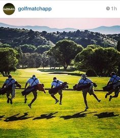 Would love one of these caddies on my golf bag!  #golf #humour