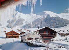 Verbier in Switzerland - a favourite of international celebrities #winter #travel