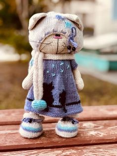 Crochet Dolls, Knit Crochet, Dress Making, Kids Toys, Etsy Seller, Crochet Patterns, Teddy Bear, Trending Outfits, Unique Jewelry