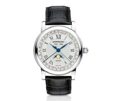 Montblanc Star Quantieme Complet Automatic Men's Watch From Berry's Jewellers